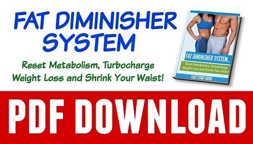 Fat Diminisher free pdf download